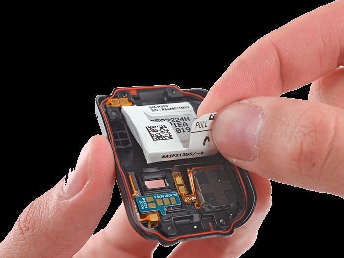 Замена дисплейного модуля Samsung Galaxy Watch