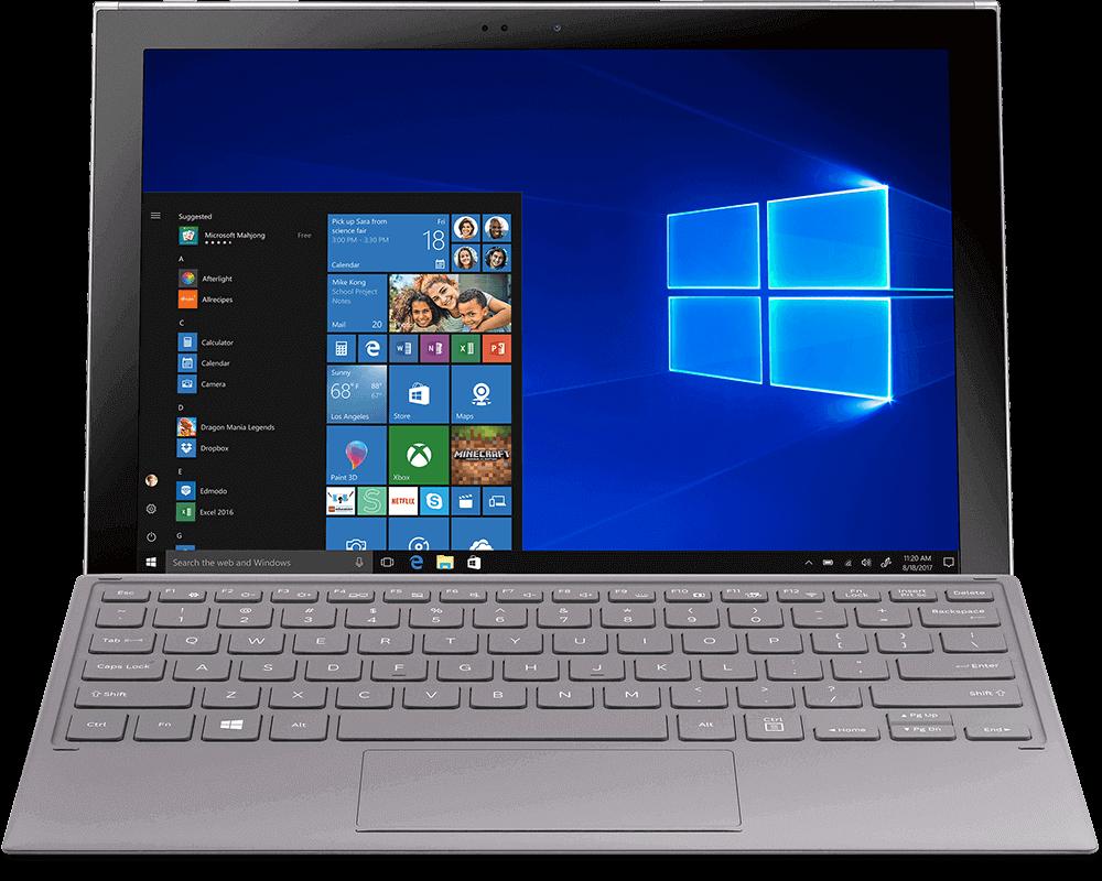 Настройка Windows на ноутбуках Samsung