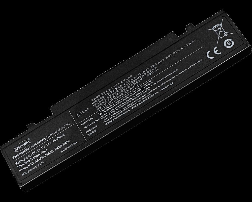 Замена аккумуляторной батареи ноутбуков Samsung