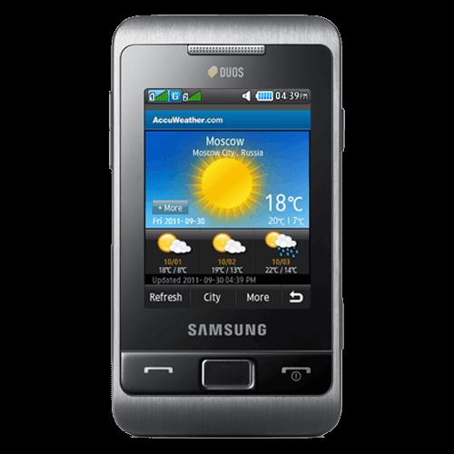 Ремонт Samsung Champ 2 Duos C3332