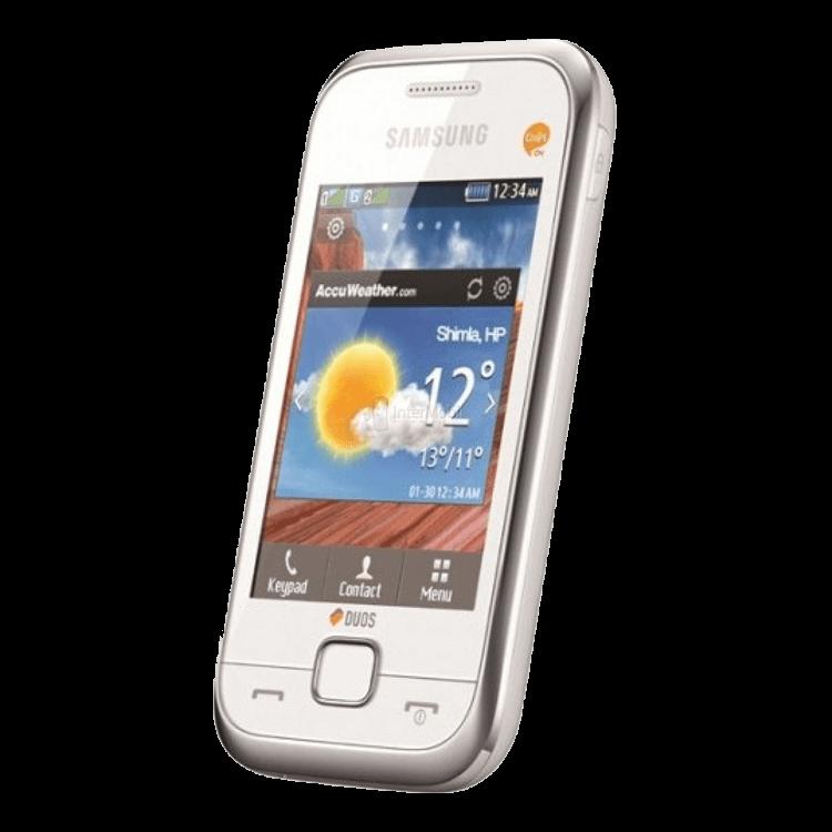 Ремонт Samsung Champ Delux Duos C3312