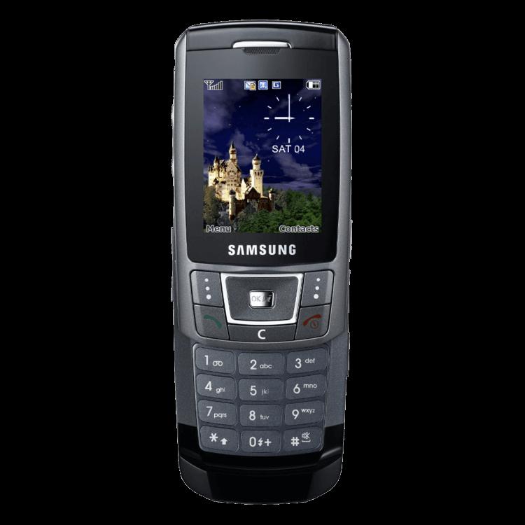 Ремонт Samsung D900i
