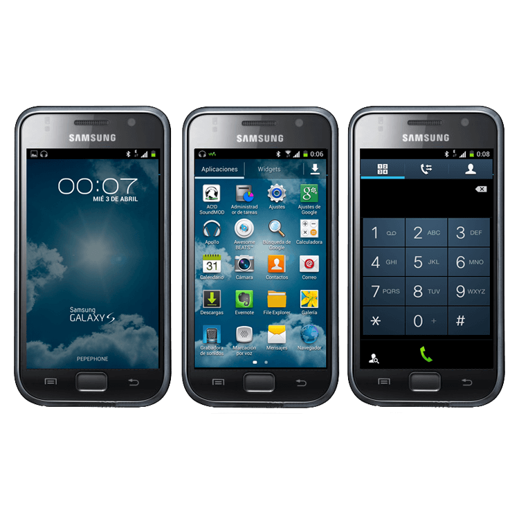 Ремонт Samsung Galaxy S I9000