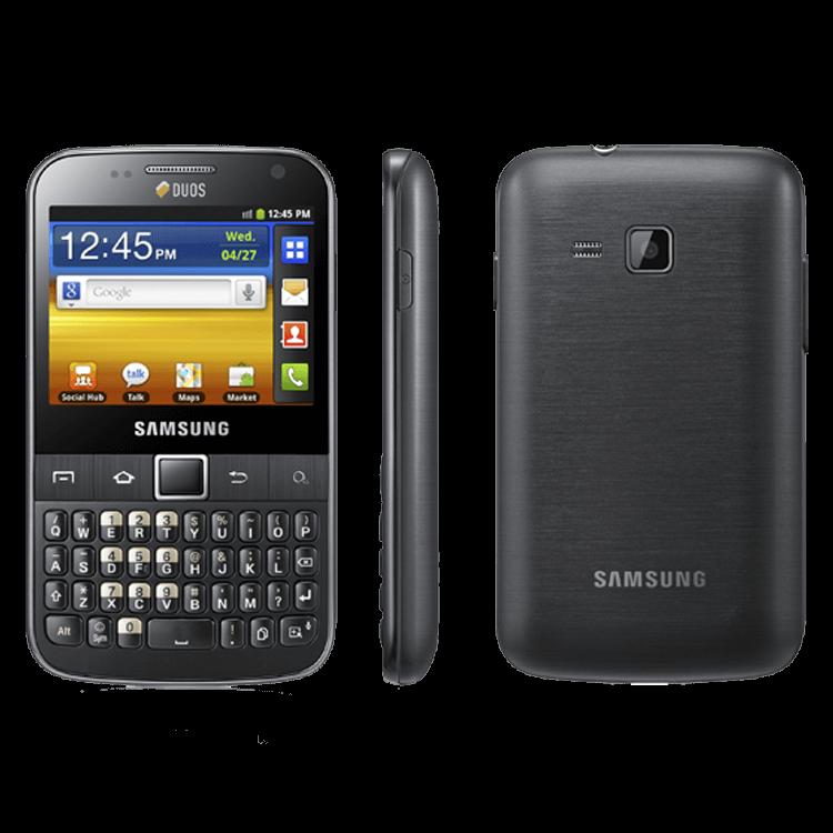 Ремонт Samsung Galaxy Y Pro Duos B5512