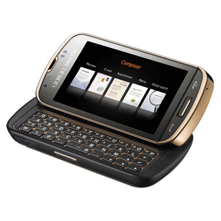 Ремонт Samsung Giorgio Armani B7620