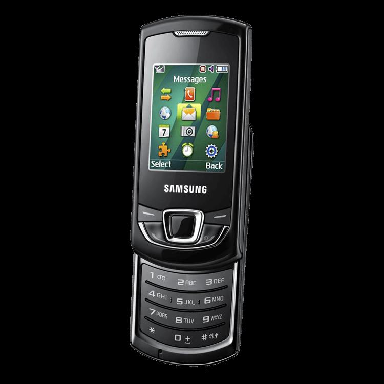 Ремонт Samsung Monte Slider E2550