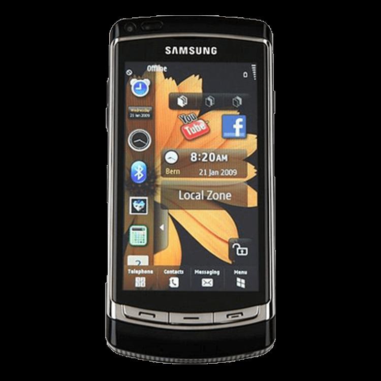Ремонт Samsung Omnia HD I8910