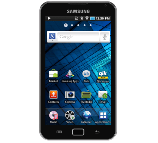 Ремонт Samsung Galaxy S Wi-Fi 4.0 (G1) 16Gb