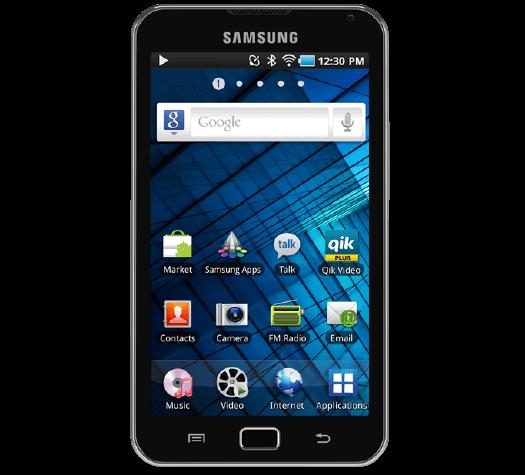 Ремонт Samsung Galaxy S WiFi 5.0 (G70) 8Gb