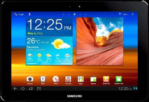 Ремонт Samsung Galaxy Tab 10.1N P7501 16Gb