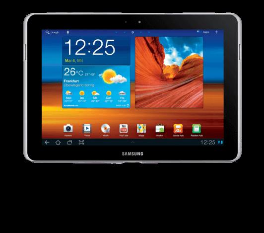 Ремонт Samsung Galaxy Tab 10.1N P7511 64Gb