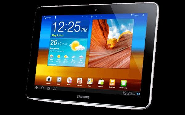 Ремонт Samsung Galaxy Tab 10.1 P7100