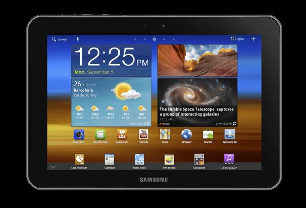 Ремонт Samsung Galaxy Tab 10.1 P7510 16Gb
