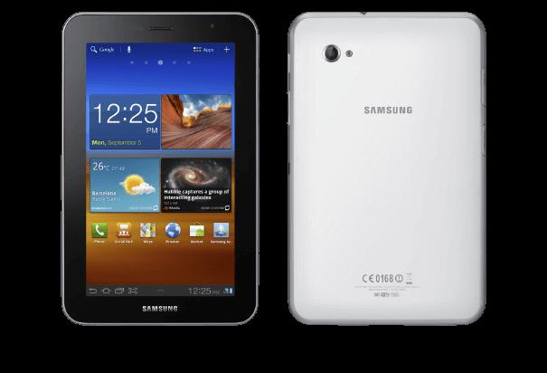 Ремонт Samsung Galaxy Tab 7.0 Plus P6210