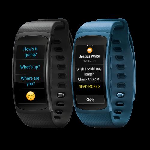 Gear Fit2 смарт часы Samsung