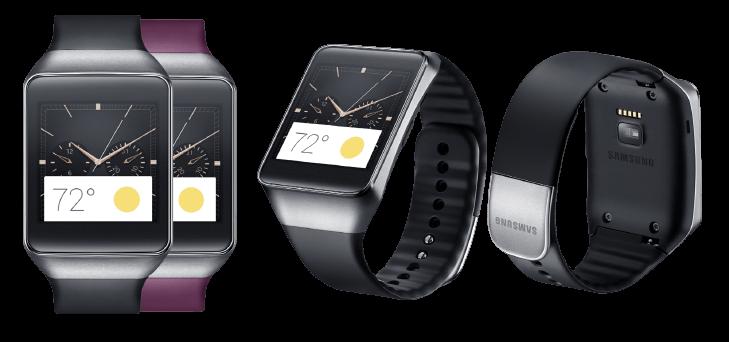 Gear Live смарт часы Samsung