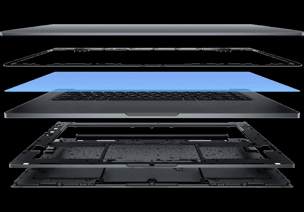 Замена корпуса ноутбуков Самсунг